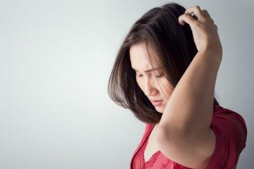 Das seborrhoische Ekzem: 5 natürlich Heilmittel
