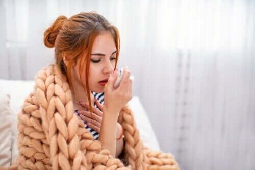 Nasenkatarrh und Asthma: Welche Beziehung besteht?
