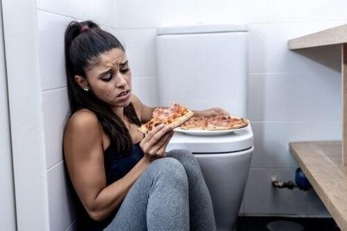 Arten von Bulimie