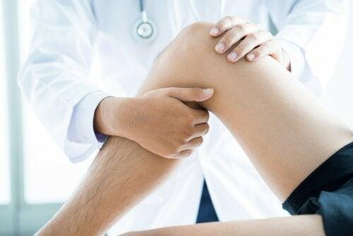 Physiotherapie bei Knochenödem
