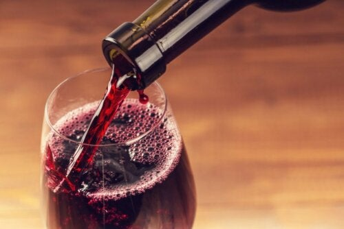 Rotwein Resveratrol