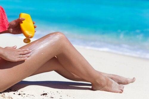 Auswirkungen der Sonnenstrahlung auf die Gesundheit