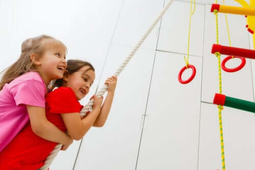 Welche Vorteile hat Crossfit für Kinder?