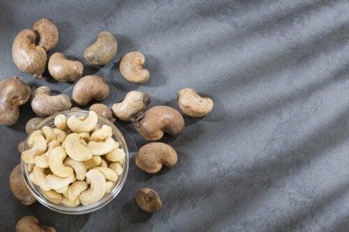 Cashew-Creme zubereiten