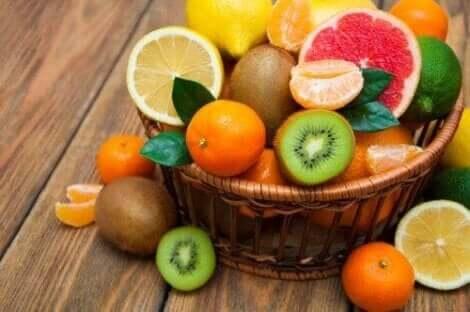Obst und Gemüse sind in der Sattmacher-Diät enthalten