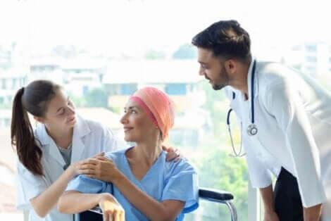 Die Chemotherapie ist eine gängige Behandlungsform bei Krebs