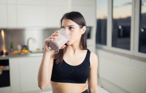 Smoothies bieten deinem Körper vor dem Training viele Vorteile