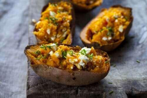 Eigenschaften und Vorteile der Süßkartoffel
