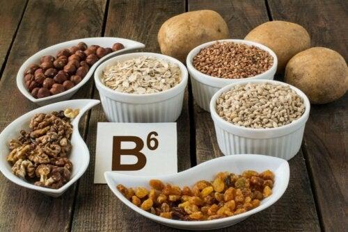 Nahrungsmittel mit Vitamin B6