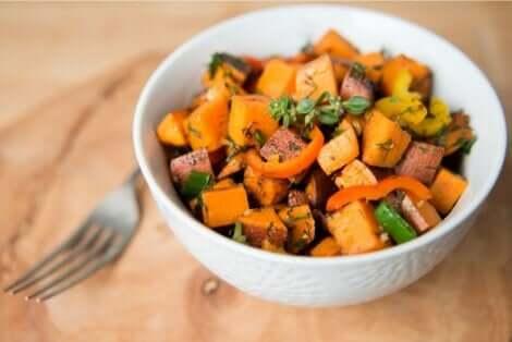Die Süßkartoffel lässt sich auf vielfältige Weise zubereiten