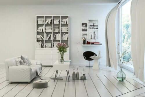 Neutrale Töne für die Dekoration deines Hauses