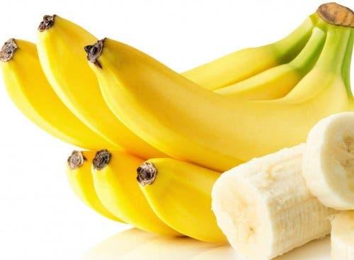 Mandel-Bananen-Brot - Bananen