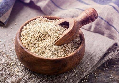 Proteinquellen - Quinoa