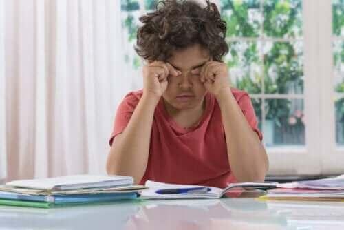 Augenringe bei Kindern: Ein Grund zur Sorge?