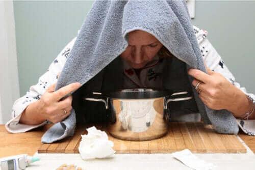 Ätherisches Oreganoöl gegen Erkältungen