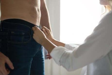 Viele Männer denken, dass nur Frauen Oralsex geben sollten