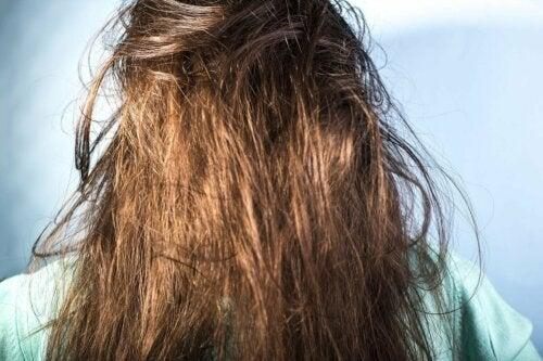 fettiges Haar - was tun?