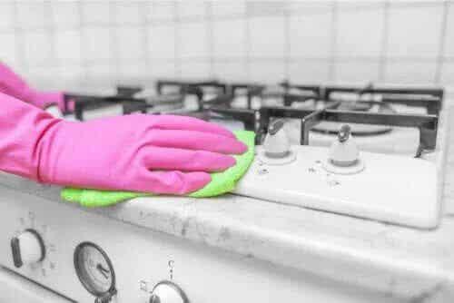 Ist Essig als Desinfektionsmittel im Haushalt nützlich?