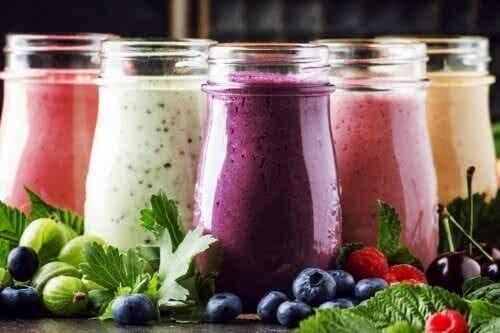 Frucht-Joghurt-Smoothies: Warum sollte man sie zubereiten?