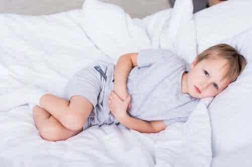Gastritis bei Kindern: Die besten Hausmittel
