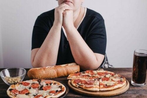 Hungergefühl Lust zu essen