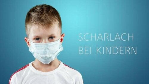 Scharlach bei Kindern: Symptome und Behandlung