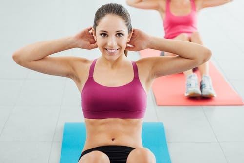 Abnehmprodukte sollte stets mit körperlicher Betätigung und einer gesunden Ernährung kombiniert werden