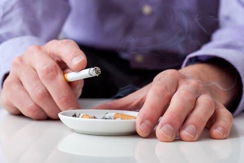 Vorbeugung von Schlaganfällen - Rauchen