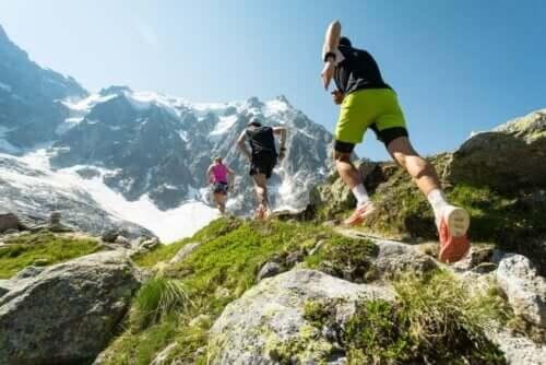 Beim Laufen wunde Brustwarzen verhindern