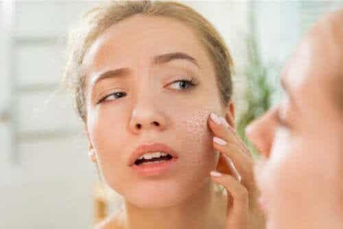 Trockene Haut: Was sind die Ursachen