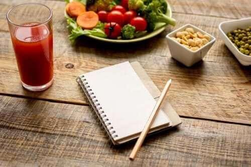 Gesunde Ernährung zur Bekämpfung von Fettleibigkeit