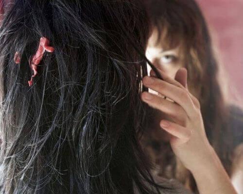 Kaugummi im Haar muss kein Problem sein
