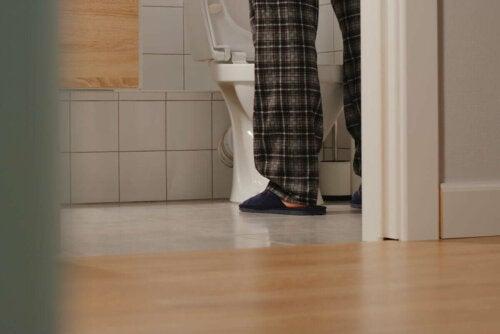 Urinieren erleichtern