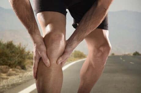 Muskelkrämpfe als Merkmal für neuromuskuläre Erkrankungen
