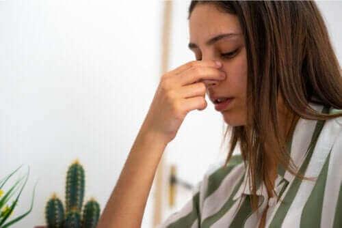 Nasenscheidewand-Perforation: Symptome und Behandlung