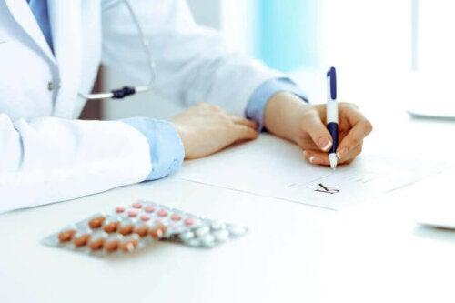Behandlung von Dyshidrose
