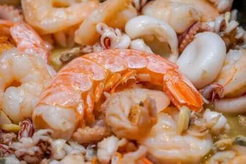 Der Unterschied zwischen Shrimps und Garnelen