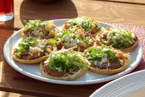 Rezept: Typisch mexikanische Sopes einfach zubereitet