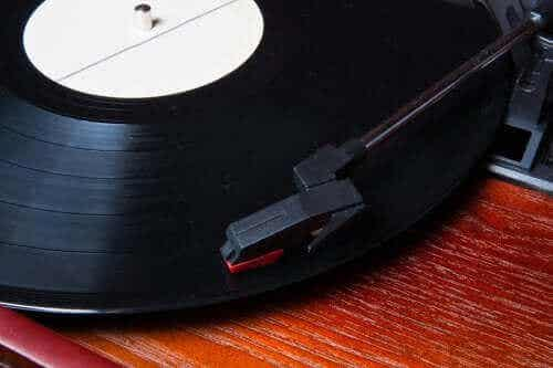 Vinyl-Schallplatten: 5 originelle Dekoideen