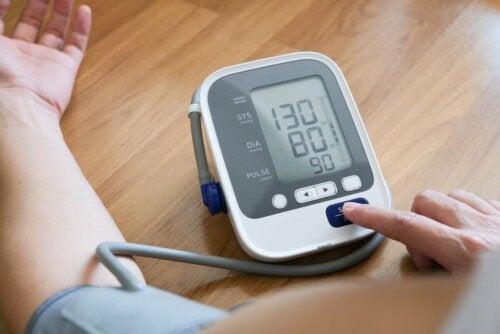 Melatonin trägt zur Regulation des Blutdrucks bei
