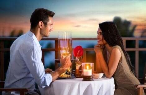 Suche nach Momenten der Intimität mit deinem Partner