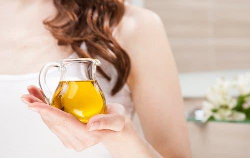 Die Kombination aus Weintrauben und Olivenöl hat einen Anti-Aging-Effekt
