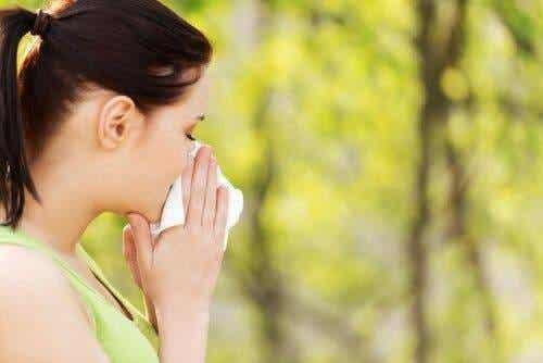 Die 5 besten Hausmittel gegen Pollenallergien