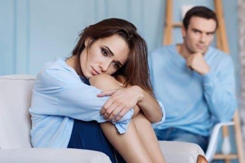 Co-abhängige Menschen fühlen sich für die Gefühle anderer verantwortlich
