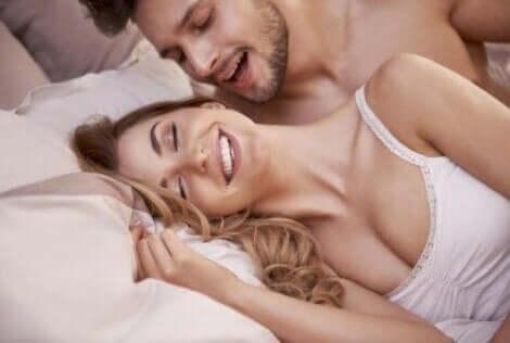 Sex ist eine Möglichkeit für Paare, ihre Gefühle für einander auszudrücken