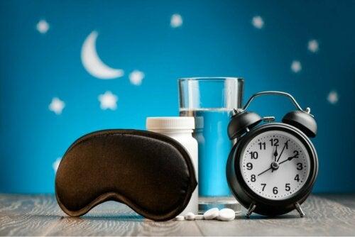 Melatonin reguliert den Schlaf