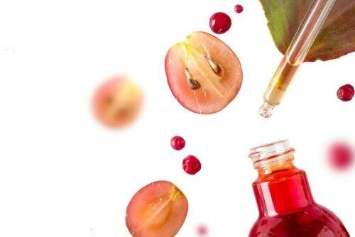 Weintrauben und ihr Anti-Aging-Effekt