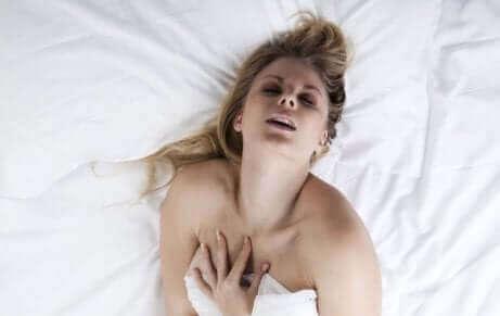 Der Orgasmus einer Frau