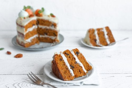 Einfacher Karottenkuchen: 2 leckere Rezepte