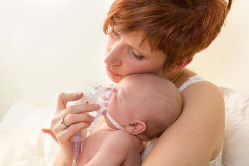 Die häufigsten Atemwegserkrankungen bei Neugeborenen